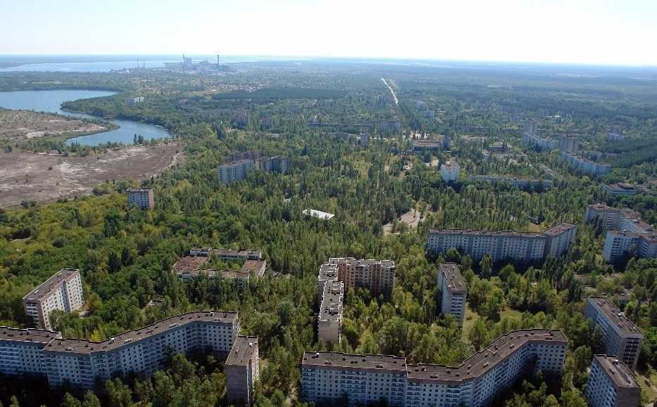 Chernobyl segodnya foto i video
